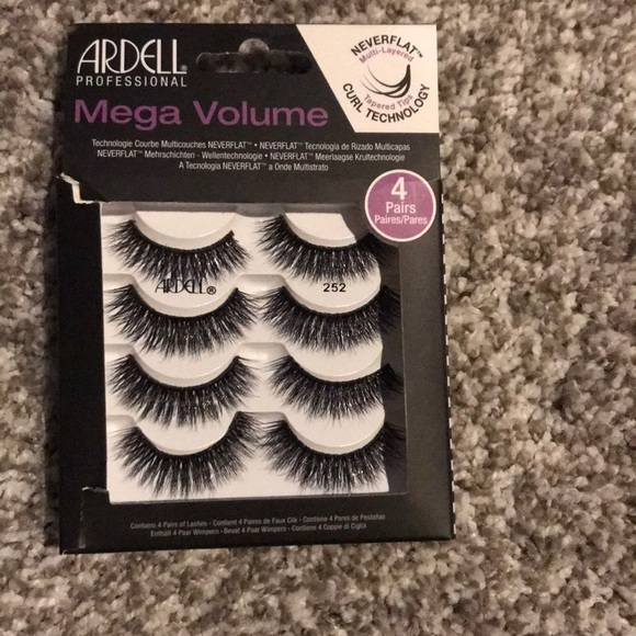 411ed9b4587 Ardell Makeup | 252 Mega Volume Lashes | Poshmark